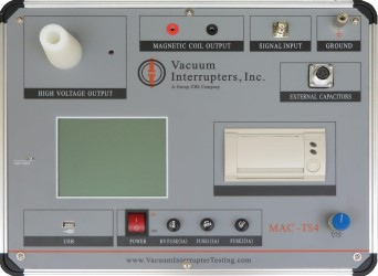 vacuum interrupter tester MAC-TS-4