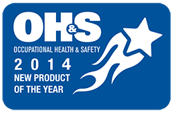 vacuum interrupter tester wins 2014 product of the year from Occupational Health and Safety